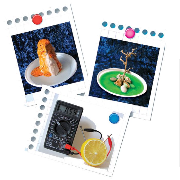 Опыты по химии на кухне (Н) - Научные игры