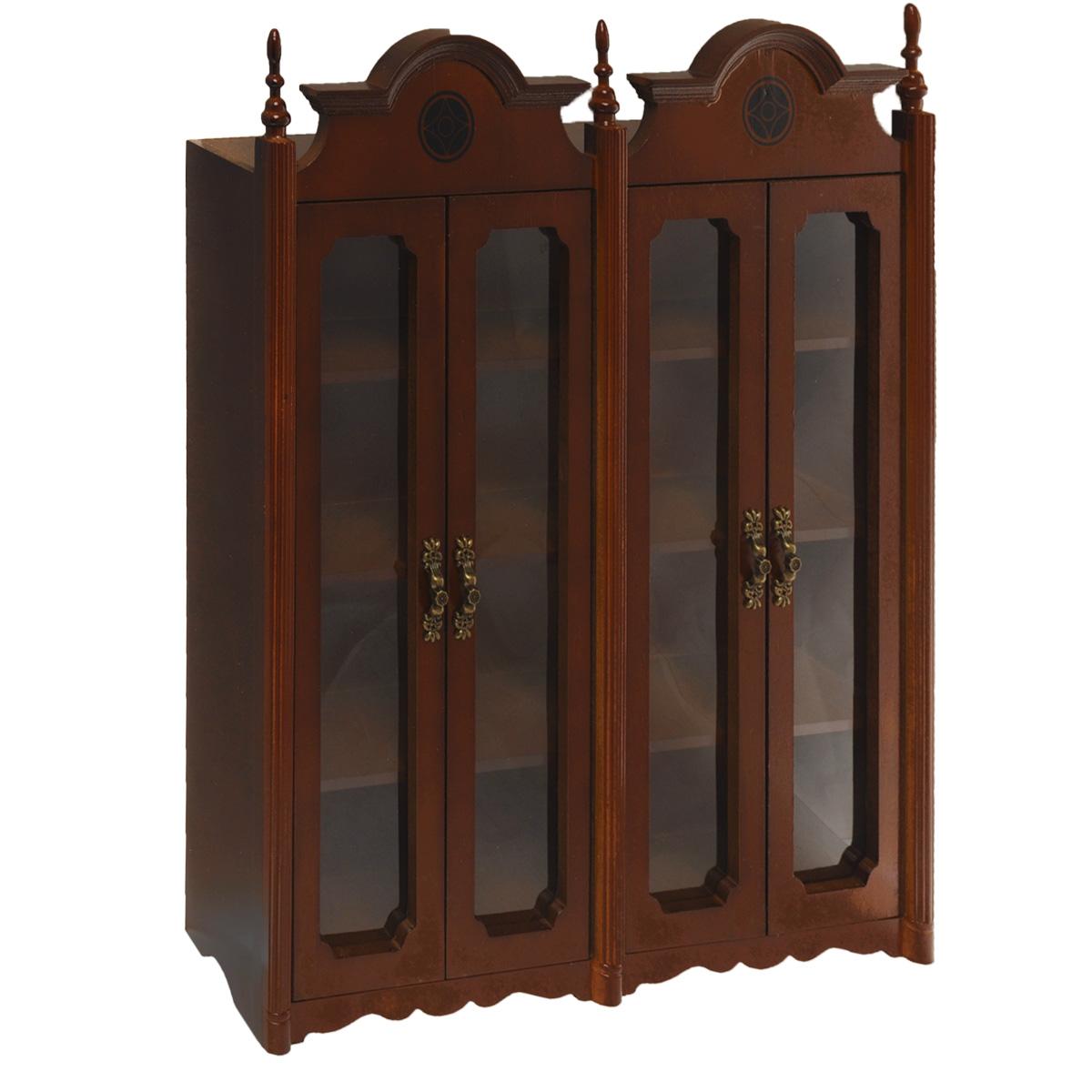 Шкаф для хранения миникниг