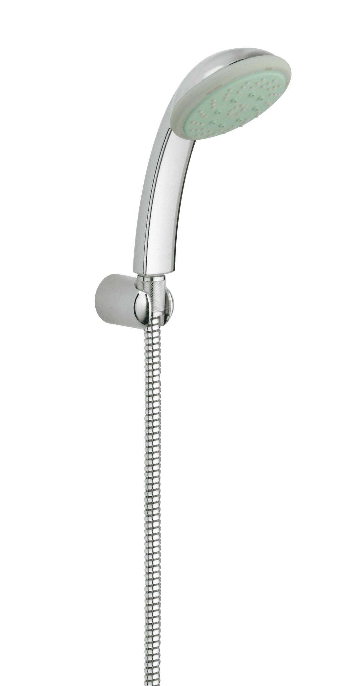 Ручной душ GROHE Tempesta Trio (28578000)28578000Jet / Rain / Massage С системой SpeedClean против известковых отложений Ограничитель расхода Видео по установке является исключительно информационным. Установка должна проводиться профессионалами!