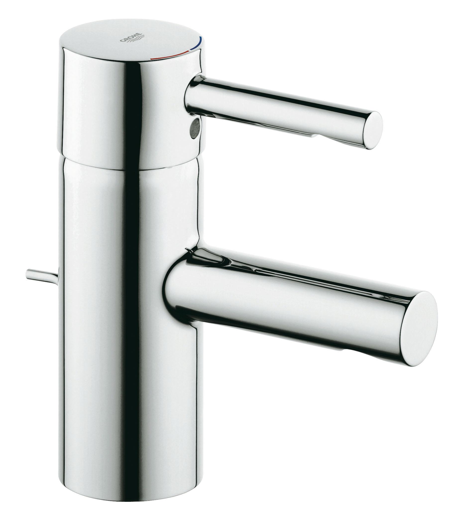Смеситель для раковины GROHE Essence с донным клапаном (33562000)33562000GROHE Essence: смеситель для ванной комнаты с неизменно актуальным дизайном и глянцевым покрытием Элегантный и гармоничный дизайн, основанный на цилиндрических формах, – отличительный признак серии GROHE Essence. Данный смеситель для ванной комнаты обеспечен множеством полезных функций, дополняющих его привлекательный внешний вид: к примеру, технология GROHE SilkMove обеспечивает плавность регулировки напора и температуры воды, а встроенный подъемный шток позволяет легко открывать и закрывать сливной клапан. Хромированное покрытие GROHE StarLight обеспечивает смесителю неприхотливость в уходе, а также сохранение ослепительного блеска на многие годы. Благодаря всем этим преимуществам, а также быстроте установки за счет системы упрощенного монтажа, данный однорычажный смеситель представляет собой идеальный выбор во всех отношениях. Особенности: Монтаж на одно отверстие GROHE SilkMove керамический картридж 35 мм Регулировка расхода воды Встроенный аэратор ...