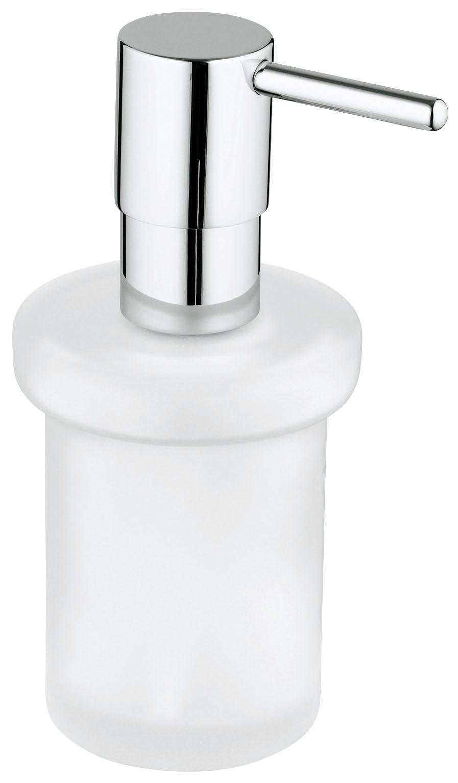 Дозатор жидкого мыла GROHE BauCosmopolitan. 4039400040394000в цвете хром