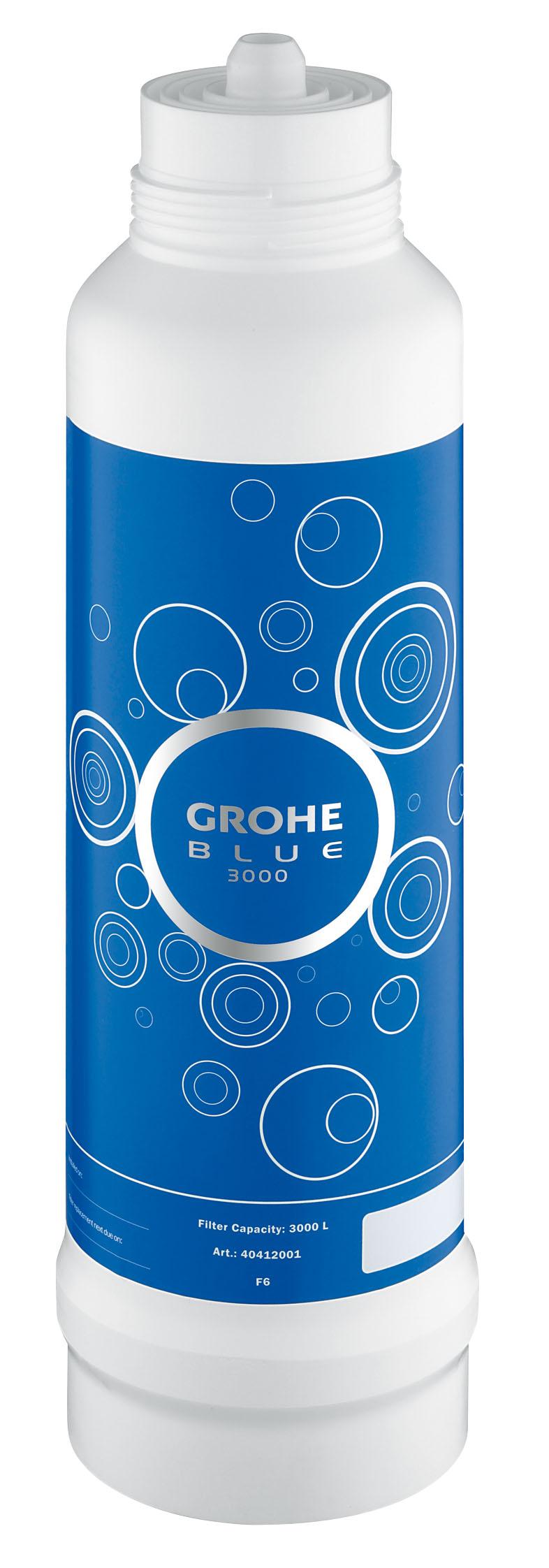 """Фильтр сменный для водных систем Grohe """"Blue"""", 3000 л"""