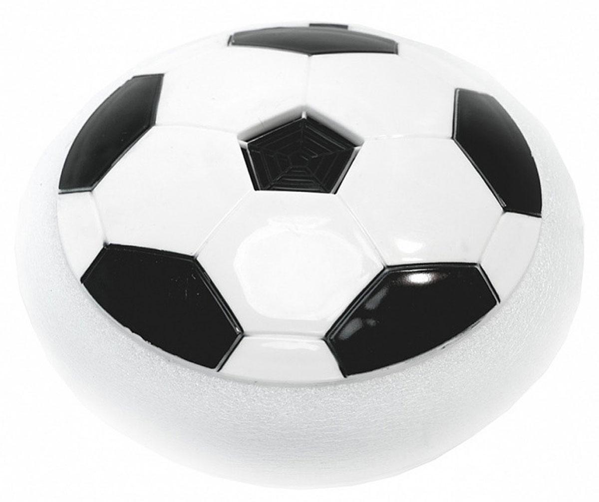 Диск для аэрофутбола BRADEX, DE 0081DE 0081Футбол – одна из самых популярных и увлекательных игр. С воздушным диском для аэрофутбола вы можете наслаждаться игрой, не боясь разбить окно или повредить мебель неконтролируемым мячом. Воздушная подушка, встроенная в диск не оставит на вашем полу ни царапинки. Удобная форма и футуристическая технология перенесут вас в будущее. Подарок идеален не только для маленьких любителей футбола, но и для взрослых почитателей, которые проводят большую часть своего времени в офисе. Возможно, за строгим костюмом скрывается Криштиану Роналдо. Способ применения: диск для аэрофутбола работает от 2 батареек тип ААА. Диск скользит над ровной поверхностью благодаря воздушной подушке, которую создает встроенный в прибор вентилятор. Откройте заднюю панель и вставьте батарейки так, как указано на самом устройстве. Плотно закройте крышку. Переставьте переключатель в положение «ON». Все, можно играть! Размеры: 18*7 см. Материал: пластик, вспененный полиэтилен Материал: пластик, вспененный полиэтилен
