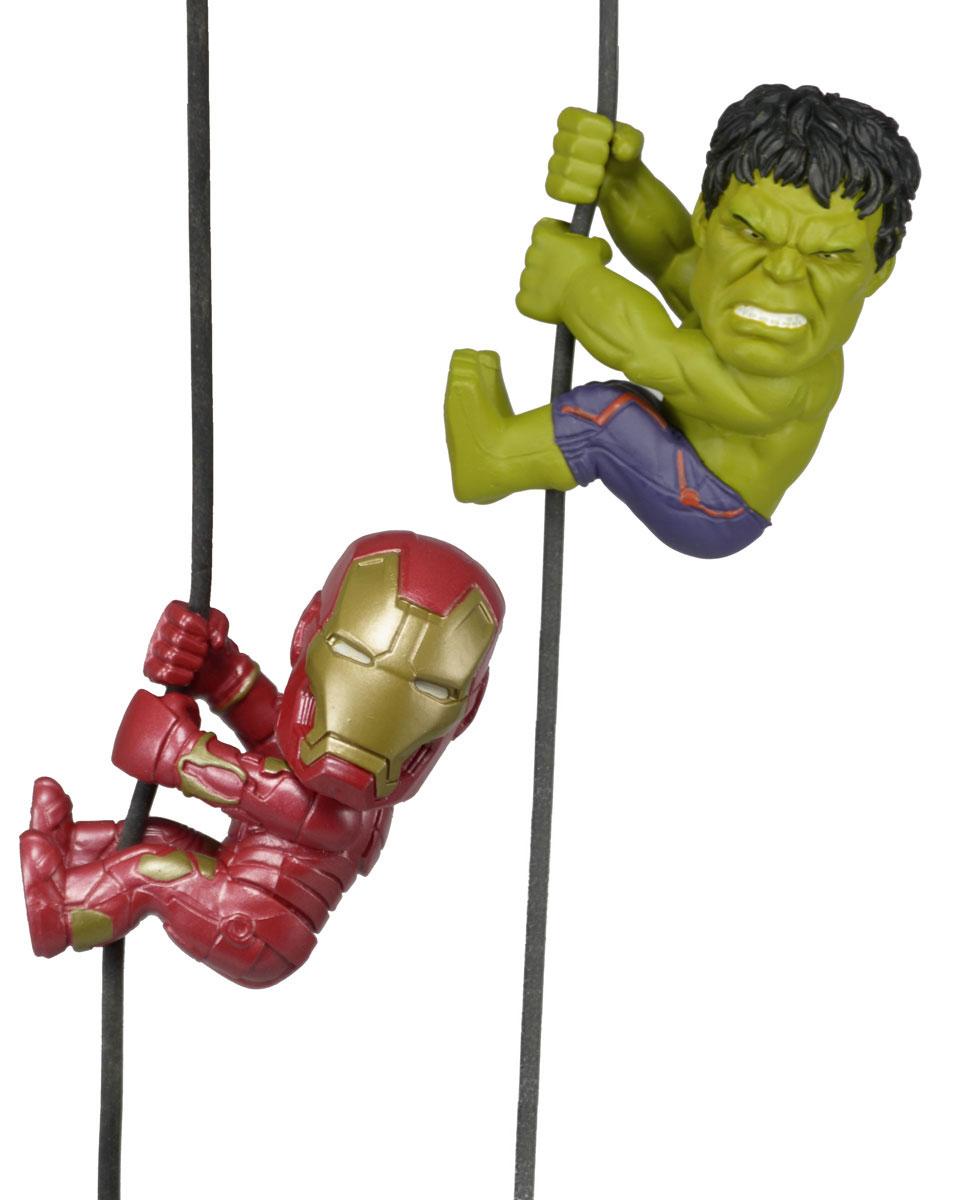 Наушники в комплекте с держателями проводов Avengers Hulk and Iron Man 5 см