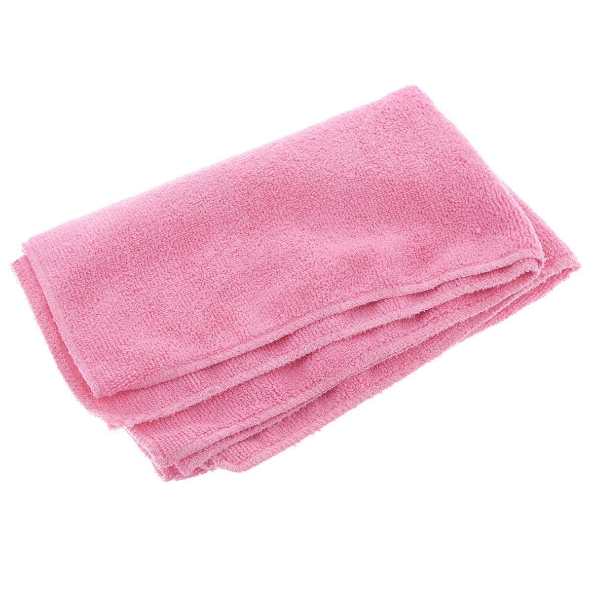 Тряпка для пола Eva, цвет: розовый, 50 см х 60 смЕ7302 розовыйТряпка для пола Eva выполнена из микрофибры (полиэстера и полиамида). Благодаря микроструктуре волокон она проникает в поры материалов, а поэтому может удалять загрязнения без применения химических средств. Тряпка удерживает влагу, не оставляет разводов и ворса. Размер: 50 см х 60 см.