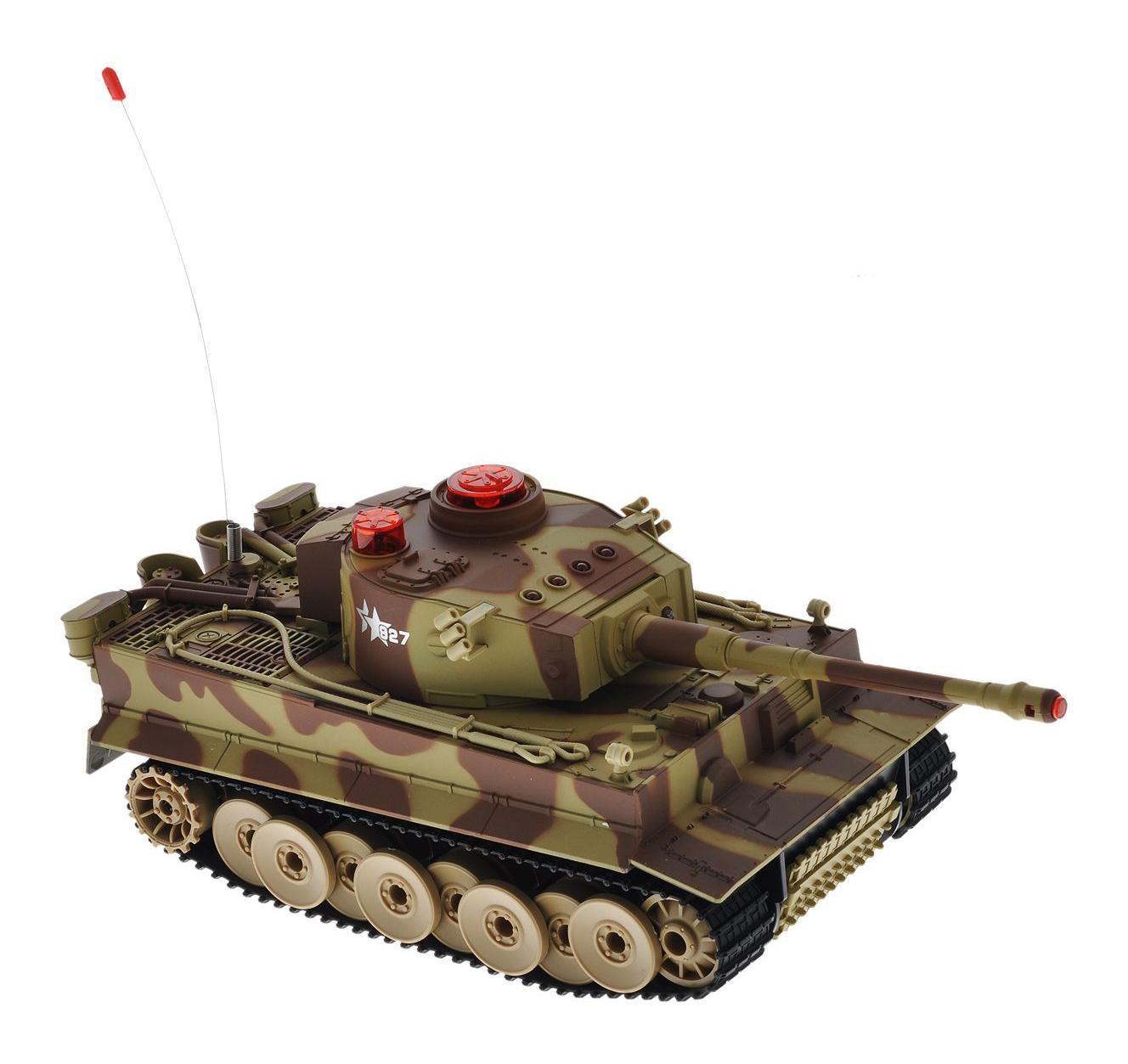 ABtoys Набор танков на радиоуправлении Танковый бойC-00037(529)Все дети хотят иметь в наборе своих игрушек ослепительные, невероятные и крутые танки на радиоуправлении. Тем более если это танк с мировым именем, с проработкой всех деталей, удивляющий приятным качеством и видом. Танк обладает неповторимым провокационным стилем и спортивным характером. А серьезные габариты придают реалистичность в управлении. Танк отличается потрясающей маневренностью, динамикой и покладистостью.