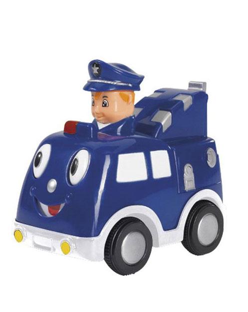 Машинка с водителем 10 см4014228Машинка с водителем 10 см