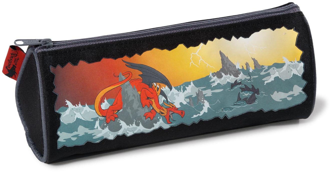 Nici Пенал Битва драконов 37493