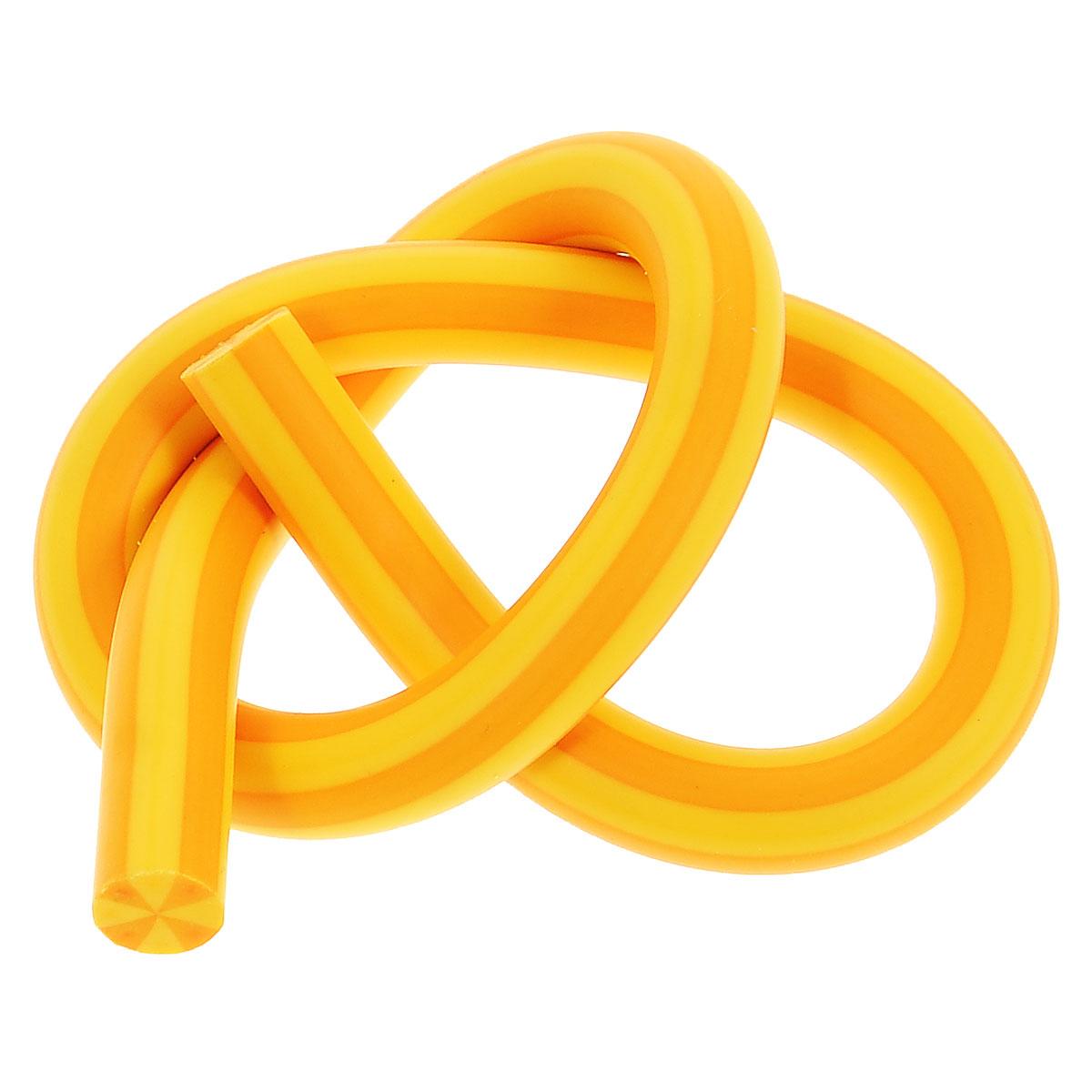 Brunnen Ластик гнущийся, цвет: желтый