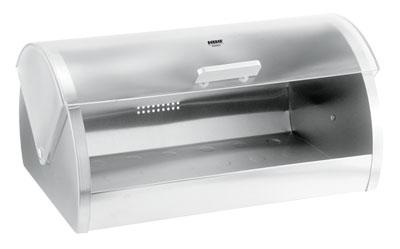 Хлебница Bekker Premium, цвет: стальной, прозрачный, 39 х 25,5 х 18 смBK-4805Хлебница Bekker Premium изготовлена из высококачественной нержавеющей стали с матовой полировкой. Крышка плотно и легко закрывается. Изделие предназначено для хранения хлеба, чипсов, кексов и других хлебобулочных изделий. Вместительность, функциональность и стильный дизайн позволят хлебнице стать не только незаменимым аксессуаром на кухне, но и предметом украшения интерьера. В ней хлеб всегда останется свежим и вкусным.