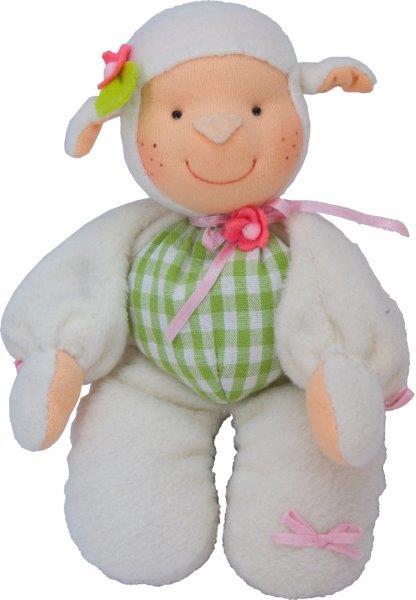 Набор для шитья вальдорфской куклы Козлик Бее Бее, высота 23смAL0015Набор для шитья вальдорфской куклы Козлик Бее Бее, высота 23см
