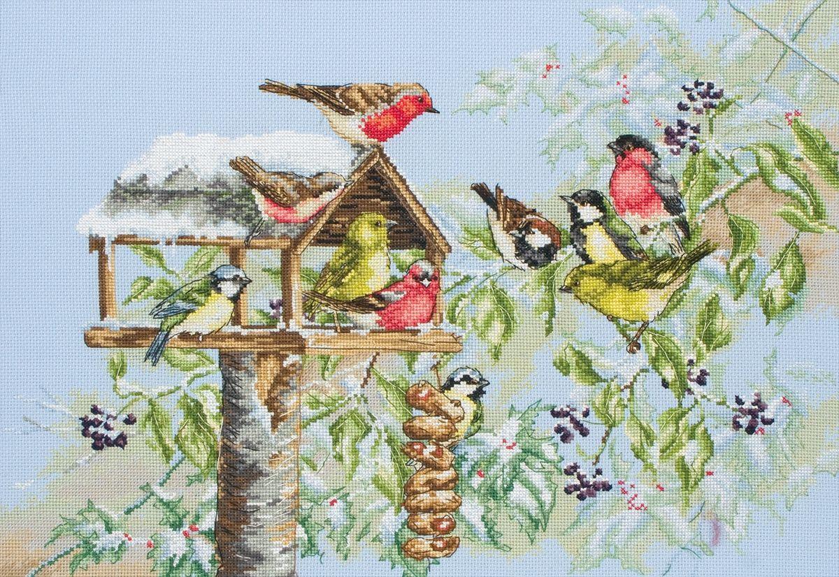 ����� ��� ��������� ������� Anchor Winter Bird Table / ������ �������� ��� ����, 29 �� � 42 �� - AnchorAPC954����� ��� ��������� Anchor Winter Bird Table / ������ �������� ��� ���� ������� ��� ������� ���� ������ ������ - �������� �������, ������� � ������� ������� �����. ��������� �������� ��� �� ������������ ����� � ����������� � ������������� �������! ������, ��������� ������ ������, ������� ������ ��� � ��������� � ���� � ������ ���� ����� �������� ��� � ����� �������, � �������, ����������� ���������������, ������ ����� ������ ��� ������ � ��������. � ����� ������: - ����� Aida 16 (100% ������) �������, - ��������� ����� ������ Anchor (44 �����), - ������� �����, - ����, - ���������� �� ������� �����.