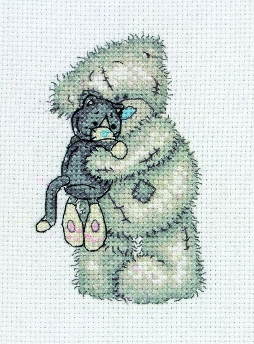 Набор для вышивания Anchor Cuddly Cat /Мягкий котенок/ 11*8см (состав: канва Aida 14, цветная схема, нитки Anchor, игла, инструкция), счетный крестTT39Набор для вышивания Anchor Cuddly Cat /Мягкий котенок/ 11*8см (состав: канва Aida 14, цветная схема, нитки Anchor, игла, инструкция), счетный крест