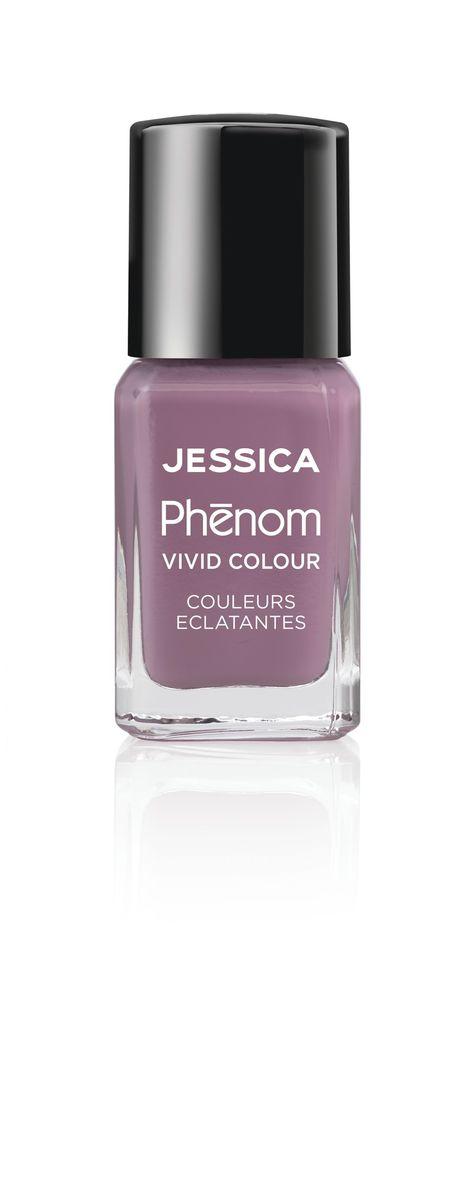 Jessica Phenom Лак для ногтей Vivid Colour Vintage Glam № 07, 15 млPHEN-007Система покрытия ногтей Phenom обеспечивает быстрое высыхание, обладает стойкостью до 10 дней и имеет блеск гель-лака. Не нуждается в использовании LED/UV ламп. Легко удаляется, как обычный лак для ногтей. Покрытия JESSICA Phenom являются 5-Free и не содержат формальдегид, формальдегидных смол, толуола, дибутилфталат и камфору. Как наносить: Система Phenom – это великолепный маникюр за 1-2-3 шага: ШАГ 1: Базовое покрытие – нанесите в два слоя базовое средство JESSICA, подходящее Вашему типу ногтевой пластины. ШАГ 2: Цвет – нанесите в два слоя любой оттенок Phenom Vivid Colour. ШАГ 3: Закрепление – нанесите в один слой Phenom Finale Shine Topcoat для получения блеска гель-лака.