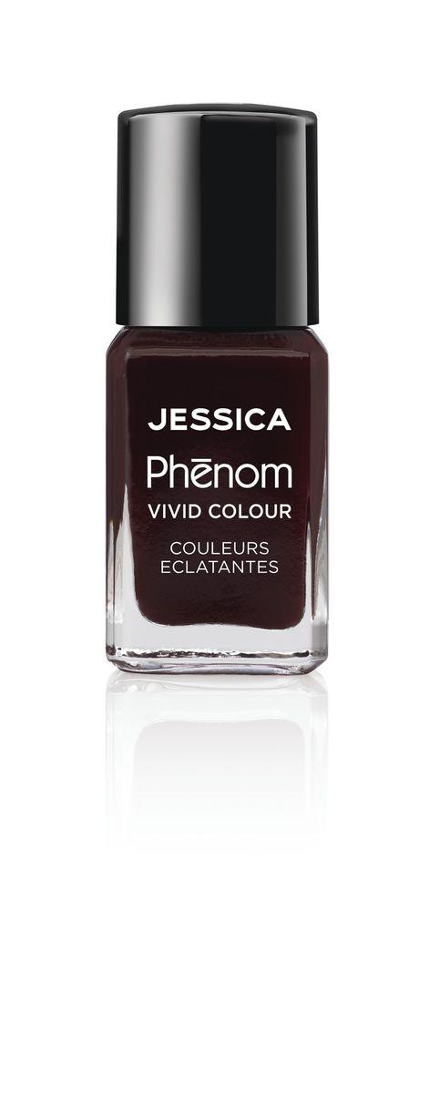 Jessica Phenom Лак для ногтей Vivid Colour The Penthouse № 16, 15 млPHEN-016Система покрытия ногтей Phenom обеспечивает быстрое высыхание, обладает стойкостью до 10 дней и имеет блеск гель-лака. Не нуждается в использовании LED/UV ламп. Легко удаляется, как обычный лак для ногтей. Покрытия JESSICA Phenom являются 5-Free и не содержат формальдегид, формальдегидных смол, толуола, дибутилфталат и камфору. Как наносить: Система Phenom – это великолепный маникюр за 1-2-3 шага: ШАГ 1: Базовое покрытие – нанесите в два слоя базовое средство JESSICA, подходящее Вашему типу ногтевой пластины. ШАГ 2: Цвет – нанесите в два слоя любой оттенок Phenom Vivid Colour. ШАГ 3: Закрепление – нанесите в один слой Phenom Finale Shine Topcoat для получения блеска гель-лака.