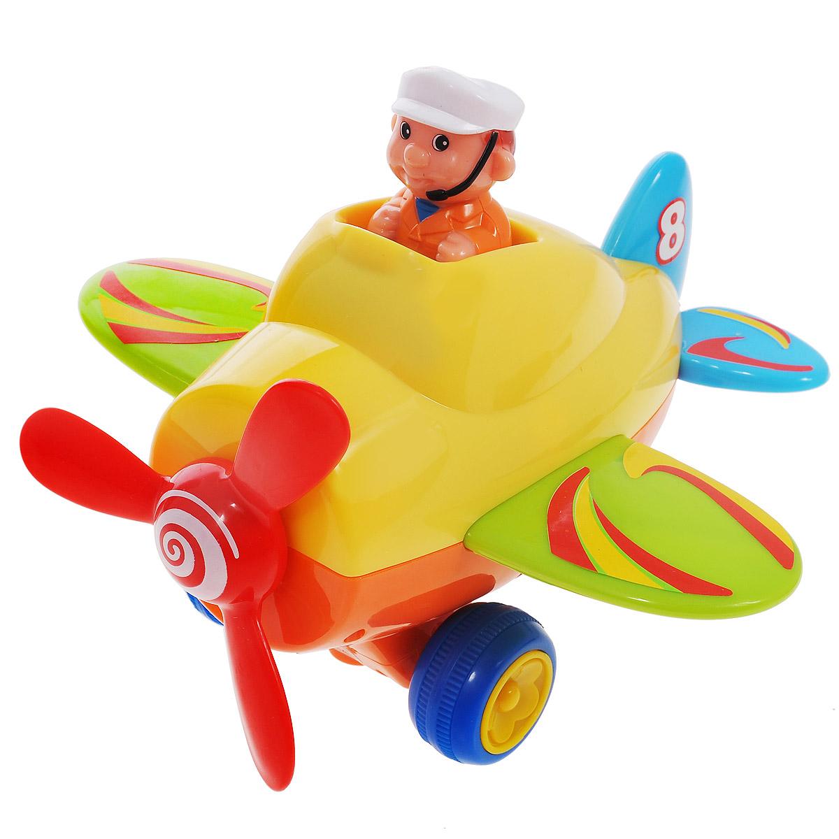 """Kiddieland Развивающая игрушка """"Самолетик"""""""