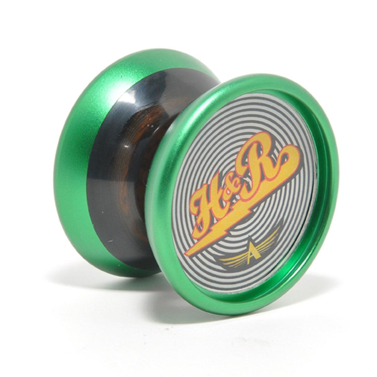 Aero-Yo Йо-йо Hill & Rive цвет зеленый