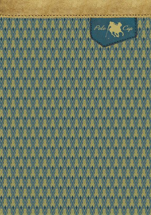 Тетрадь Polo Patchworks, MarkerM-1060460N-3Уникальность технологии крепления- прошивка цветной шелковой нитью по сгибу изделия (отдельный эффектный элемент дизайна + повышенная прочность и удобство в использование). Скругленные углы надолго сохраняют отличный вид изделия. Авторский дизайн(модная и актуальная тема, востребованная покупательским спросом).