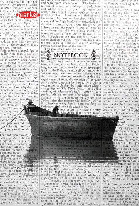 Marker Записная книжка Soledad 40 листов в клетку