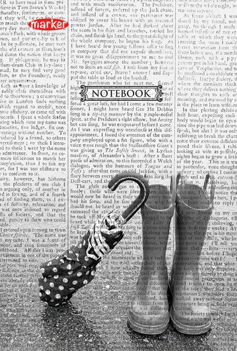 Marker Записная книжка Soledad 40 листов в клетку M-630664N-3