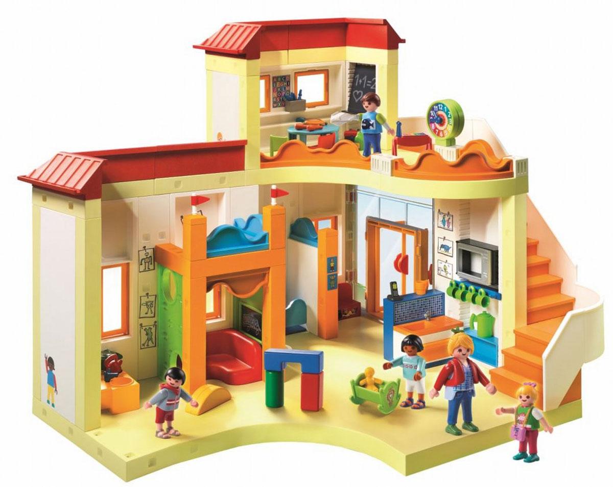Playmobil Игровой набор Детский сад Солнышко