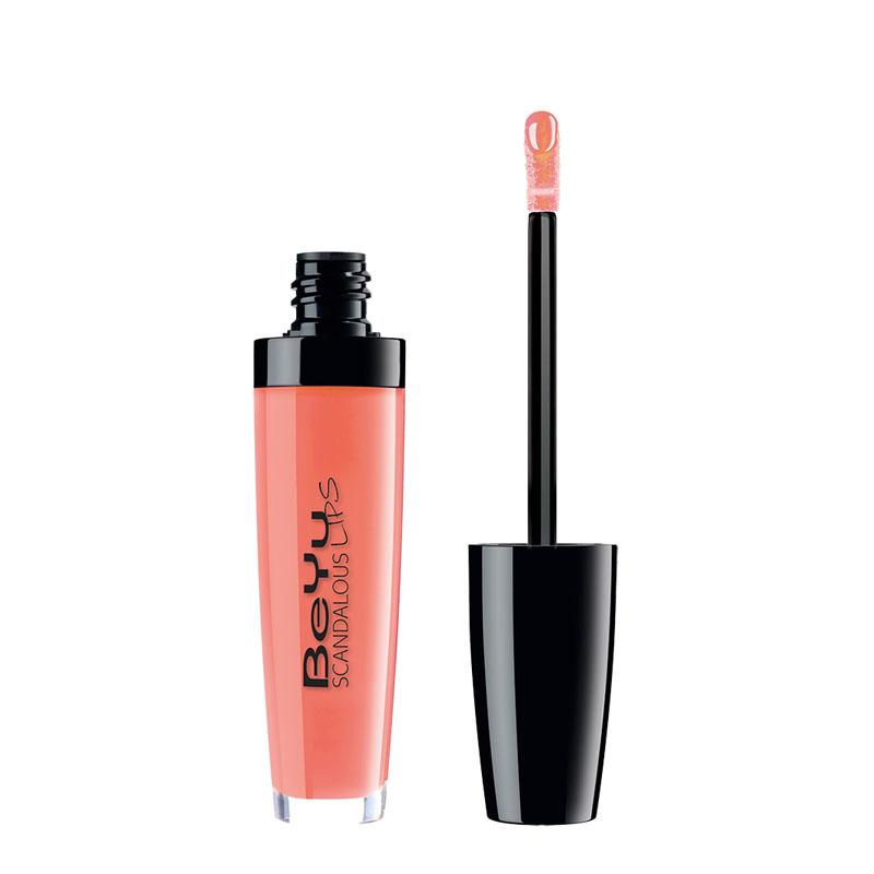 BeYu Блеск для губ SCANDALOUS LIPS №08 7мл3341.08Блеск для губ с легкой кремовой текстурой и прозрачными оттенками. Дарит губам зеркальный эффект, легкое мерцание и соблазнительное сияние. Идеально ложится на губы, обеспечивает комфортные ощущения и приятный фиалковый аромат. В составе блеска - Витамин Е и Гиалоуроновая кислота, благодаря которым кожа губ получает ухаживающий эффект в течение всего дня. Аппликатор блеска имеет закругленную форму, для быстрого и идеального нанесения текстуры на губы.