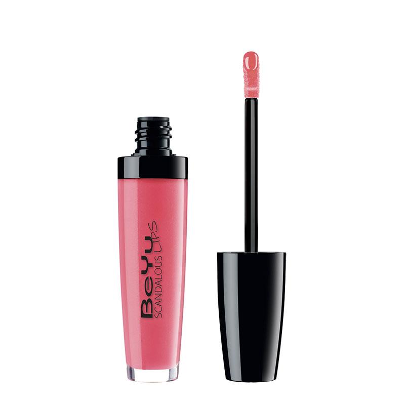 BeYu Блеск для губ SCANDALOUS LIPS №38 7мл3341.38Блеск для губ с легкой кремовой текстурой и прозрачными оттенками. Дарит губам зеркальный эффект, легкое мерцание и соблазнительное сияние. Идеально ложится на губы, обеспечивает комфортные ощущения и приятный фиалковый аромат. В составе блеска - Витамин Е и Гиалоуроновая кислота, благодаря которым кожа губ получает ухаживающий эффект в течение всего дня. Аппликатор блеска имеет закругленную форму, для быстрого и идеального нанесения текстуры на губы.