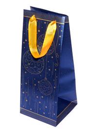 Пакет под бутылку Правила Успеха Шары, 34,5 см х 14 см х 14 см4610009210087Пакет под бутылку Правила Успеха Шары станет незаменимым дополнением к выбранному подарку. Для удобной переноски на пакете имеются два шнурка. Подарок, преподнесенный в оригинальной упаковке, всегда будет самым эффектным и запоминающимся. Окружите близких людей вниманием и заботой, вручив презент в нарядном, праздничном оформлении.