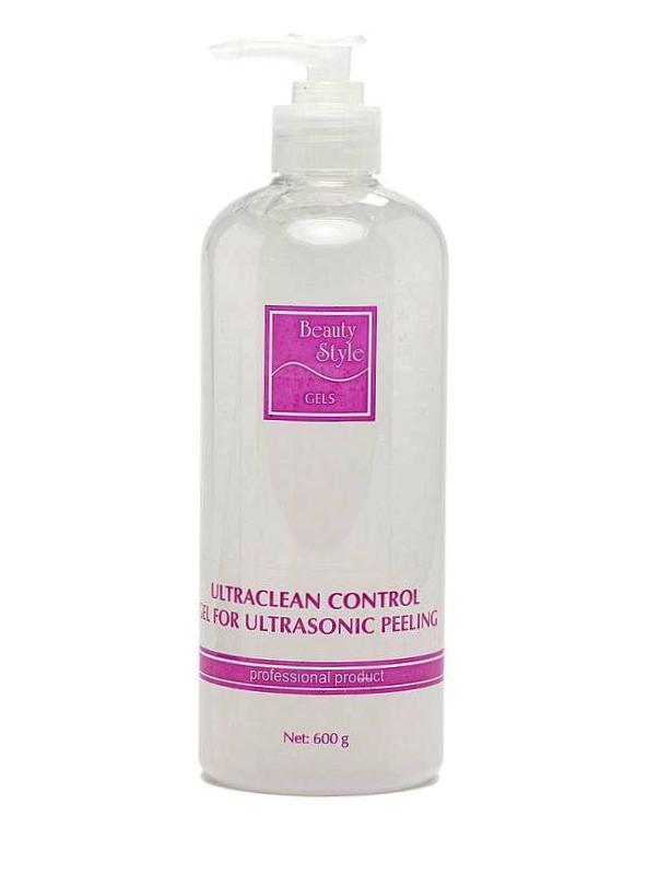 Beauty Style Гель активный Ультраклин контроль, 600 мл4501404Гель для эффективной очистки жирной, смешанной и нормальной кожи. Специально разработанный для проведения ультразвукового пилинга способствует максимально эффективному и деликатному очищению кожи ультразвуком. Активные компоненты: бикарбонат соды, АНА комплекс: яблоко, грейпфрут, персик. Экстракт гамамелиса, молочная кислота, экстракт ромашки, экстракт календулы, силицилловая кислота, алоэ вера. АНА-комплекс (яблоко, грейпфрут, персик) обеспечивает превосходное отшелушивание верхнего ороговевшего слоя кожи, деликатно устраняя омертвевшие частички. Сочетание гамамелиса и ромашки эффективно успокаивает кожу, устраняя покраснения и раздражение кожи. Салициловая кислота является противовоспалительным средством, способствует максимально эффективному устранению загрязнений из пор, уменьшает их диаметр. Экстракт календулы оказывает бактерицидное действие, способствует эффективной борьбы с комедонами и угревой сыпью. Алоэ-вера успокаивает кожу, оказывает глубокое увлажняющее действие,...