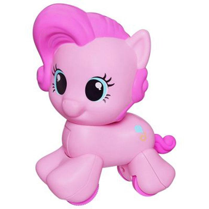 Playskool Игрушка My Little Pony: Мой первый Пони. B1911B1911EU4Фигурка My Little Pony непременно понравится вашей малышке. Она выполнена из безопасного пластика в виде симпатичной пони с очаровательными большими глазками и длинной гривой. В ножках у пони спрятаны колесики, голова и хвостик подвижны. Игры с этой фигуркой поспособствуют развитию у ребенка фантазии и любознательности, помогут овладеть навыками общения, воспитают чувство ответственности и заботы. Благодаря маленькому размеру игрушки ребенок сможет взять ее с собой на прогулку или в гости. Порадуйте свою малышку таким замечательным подарком!