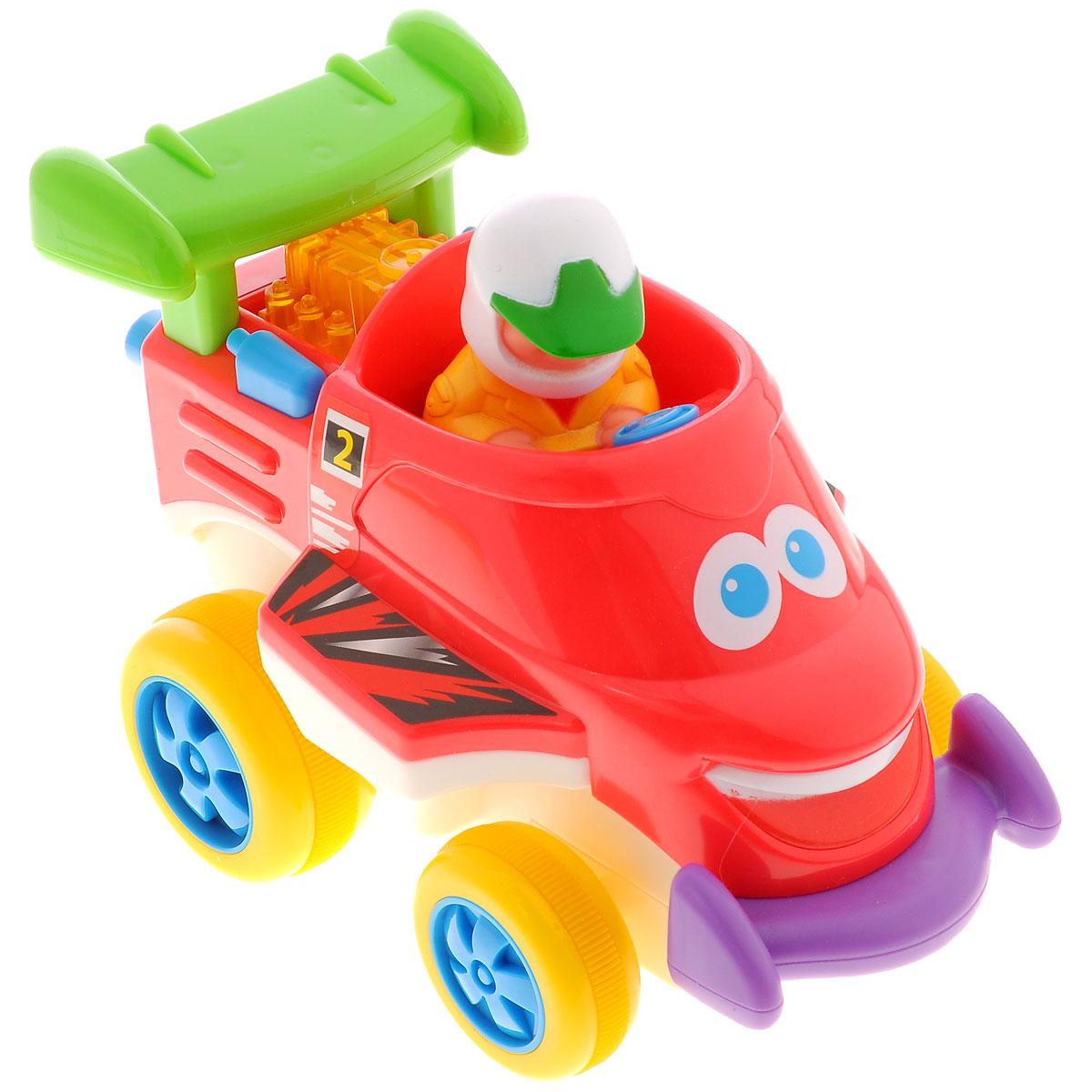 Kiddieland Развивающая игрушка Забавный автомобильчик