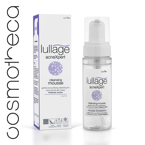 Lullage Мусс для лица очищающий, 175 млL412200Мусс хорошо очищает лицо от загрязнений, а так же не сушит кожу.Сочетание мягких поверхностно-активных веществ, способных по результатам исследований угнетать рост акне. Bioecolia: олигосахарид служит в качестве субстрата для полезных бактерий и понижает количество патогенных бактерий на коже. Защита и биостимуляция естественной защиты кожи. Aquacacteen: для чувствительной кожи, дает двойной успокаивающий эффект, увлажняет и снимает определенные виды воспалений. Экстракт Опунции инжирной, богатый витаминами A, B1, B2, B3, C и калием, кальцием и магнием. Увеличивает увлажненность кожи даже после смывания.