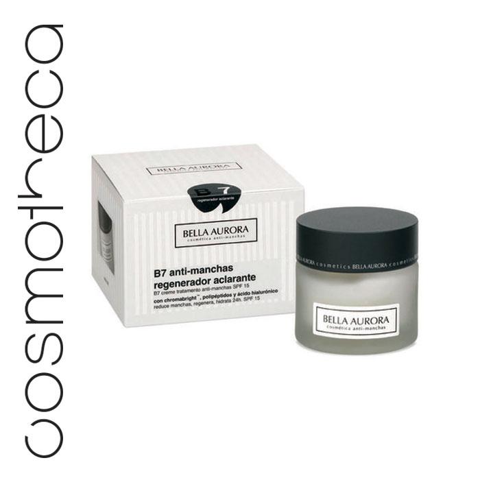 Bella Aurora Крем для лица выравнивающий тон кожи SPF 15 50 млBA4093320Депигментирующий уход, осветляет пигметные пятна и предотвращает появление новых, выравнивает тон кожи, придает коже здоровое сияние, обеспечивает интенсивное увлажнение. Восстанавливает и защищает кожу. Уменьшает морщины. Содержит солнцезащитные фильтры SPF15.