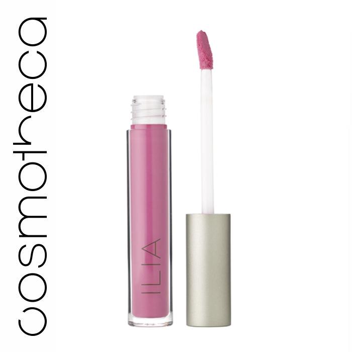 Ilia Блеск для губ Love Buzz (Cool Pink) 3,2 грLG02Лёгкая розовая дымка. Голубые полутона аккуратно подчеркивают классический розовый. Основные ингредиенты: масло какао, масло ши, витамин Е.