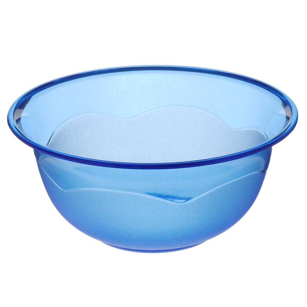 Миска Dunya Plastik, цвет: синий, 0,5 л11161_синийМиска Dunya Plastik круглой формы изготовлена из пищевого пластика. Внешние стенки миски матовые. Изделие очень функционально, оно пригодится на кухне для самых разнообразных нужд: в качестве салатника, миски, тарелки и т.д. Можно мыть в посудомоечной машине. Объем: 0,5 л. Диаметр миски (по верхнему краю): 14 см. Высота стенки: 6,1 см.