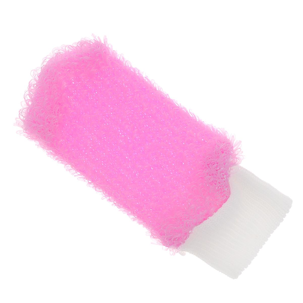 Мочалка Eva Рукавица, цвет: розовый, 11 х 22 см М39М39_розовыйМочалка Eva Рукавица станет незаменимым аксессуаром ванной комнаты. Мочалка массажная антибактериальная. Отлично пенится. Быстро сохнет. Обладает эффектом скраба - кожа становится чистой, упругой и свежей. Идеально подходит для профилактики и борьбы с целлюлитом. Размер мочалки: 11 см х 22 см.