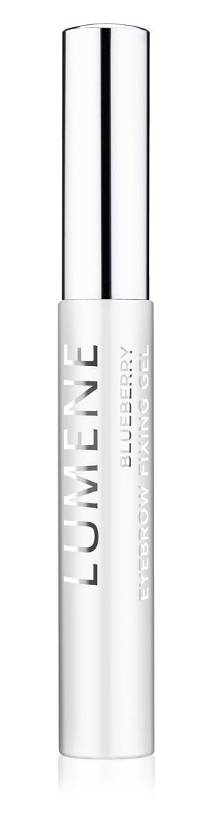 Lumene Фиксирующий гель для бровей Lumene Blueberry / Прозрачный, 5 мл (LUMENE)