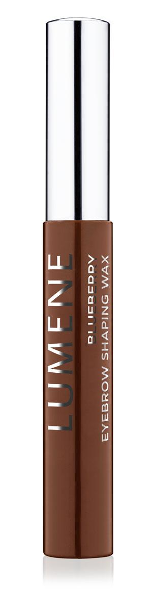 Lumene Моделирующий воск для бровей Lumene Blueberry / нейтрально-коричневый, 5 млNL22-85463Моделирующий воск для бровей. Создает идеальную базу для макияжа бровей, очерчивая и моделируя их.