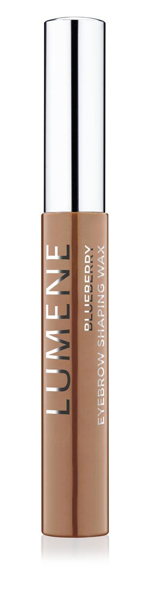 Lumene Моделирующий воск для бровей Lumene Blueberry / Светло-коричневый, 5 млNL22-85464Моделирующий воск для бровей. Создает идеальную базу для макияжа бровей, очерчивая и моделируя их.