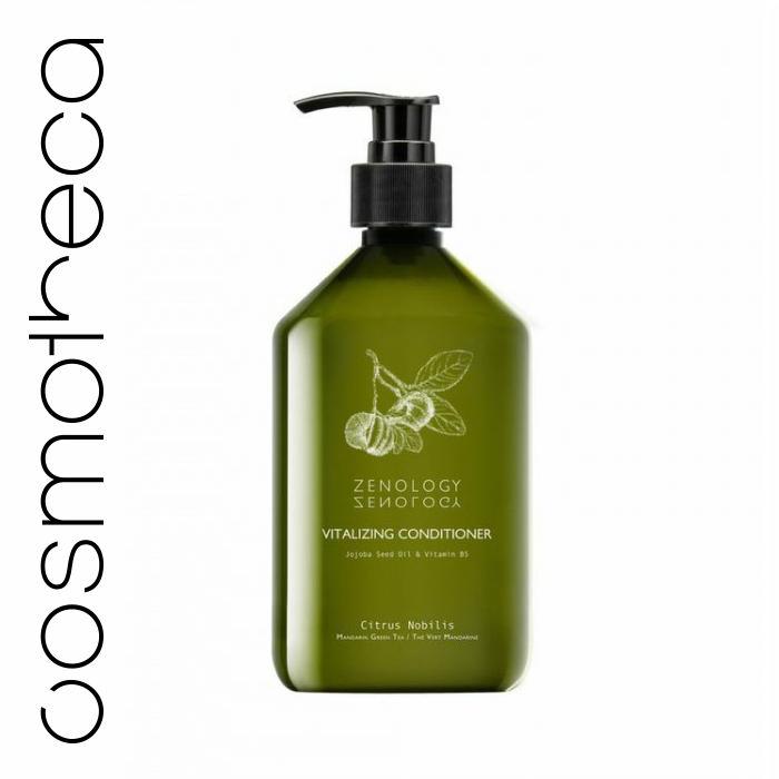 Zenology Восстанавливающий Кондиционер для волос Зеленый Чай 500 мл500MLMGTCOКондиционер подходит для всех типов волос, делает их послушными и блестящими ,нежно увлажняет и питает кожу головы.