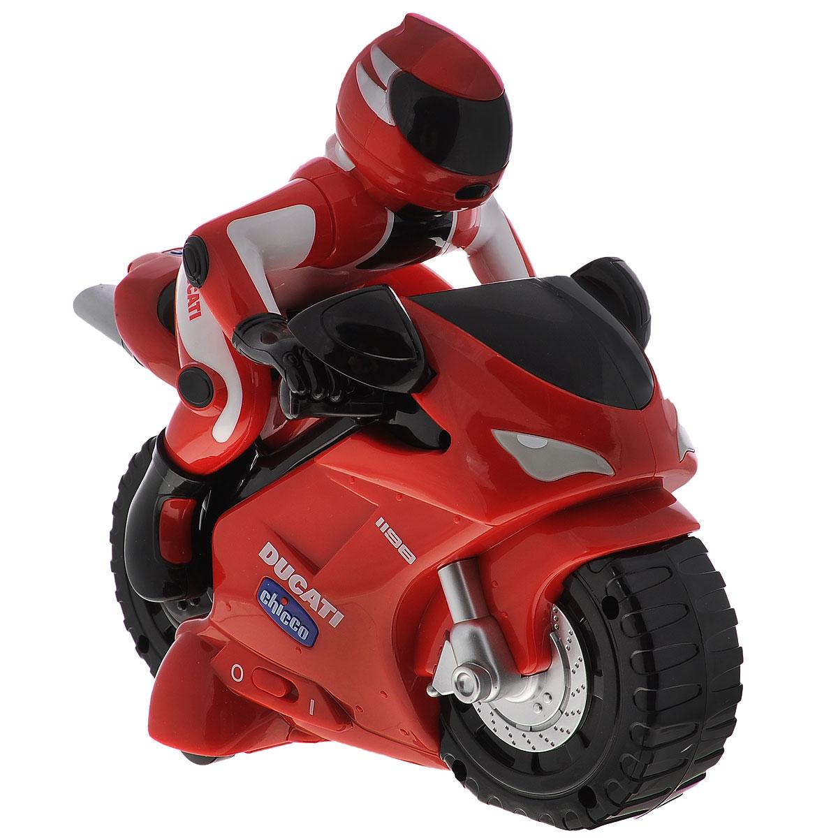 Chicco Мотоцикл на радиоуправлении Ducati ( 389000000 )