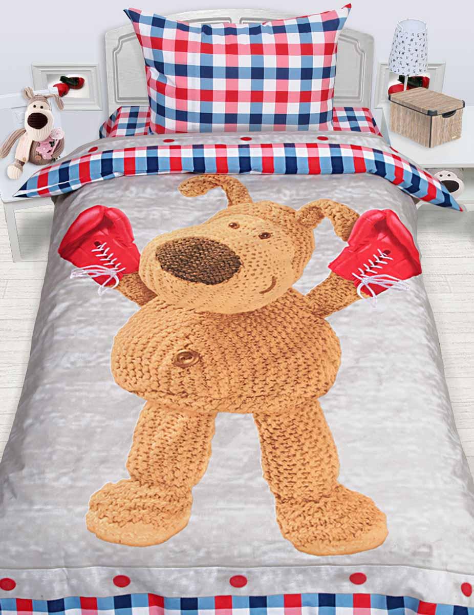 Комплект белья Mona Liza Boofle, детский 1,5 спальный, наволочка 50х70. 521804
