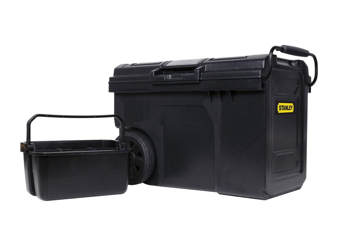 """Ящик для инструментов с колесами Stanley Line """"Contractor Chest"""", 62 x 38 x 42 см"""