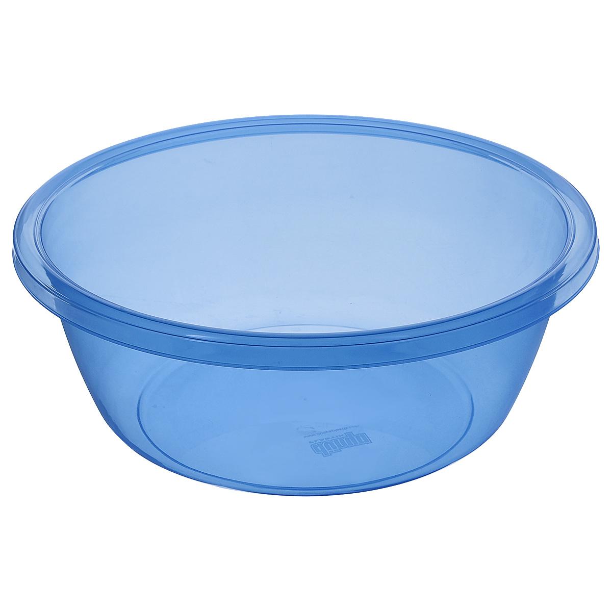Таз Dunya Plastik, цвет: голубой, 7 л. 1033510335 голубойТаз Dunya Plastik выполнен из прочного прозрачного пластика. Он предназначен для стирки и хранения разных вещей. По краю имеются углубления, которые обеспечивают удобный захват. Такой таз пригодится в любом хозяйстве.