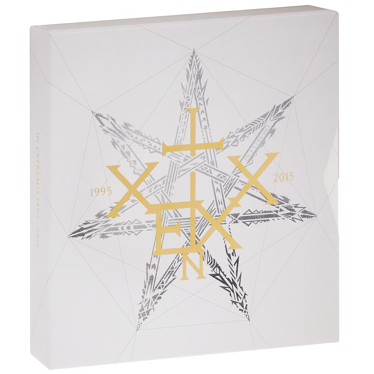 Издание содержит 60-страничный буклет-книгу с фотографиями и дополнительной информацией на немецком языке. Карточку с символикой группы размером 24 см х 24 см.