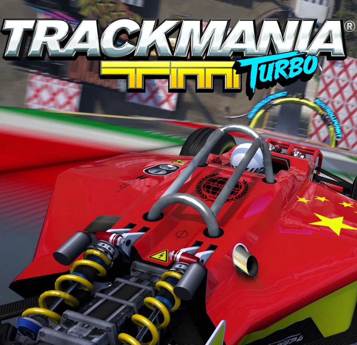 Zakazat.ru: Trackmania Turbo