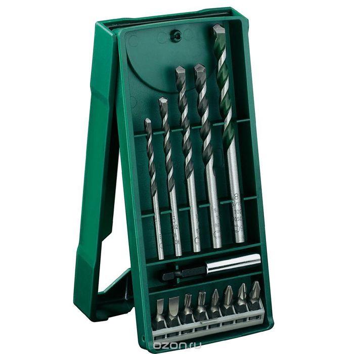 Набор оснастки Bosch X-Line-14 мини набор универсальных сверл и бит 26070171612607017161