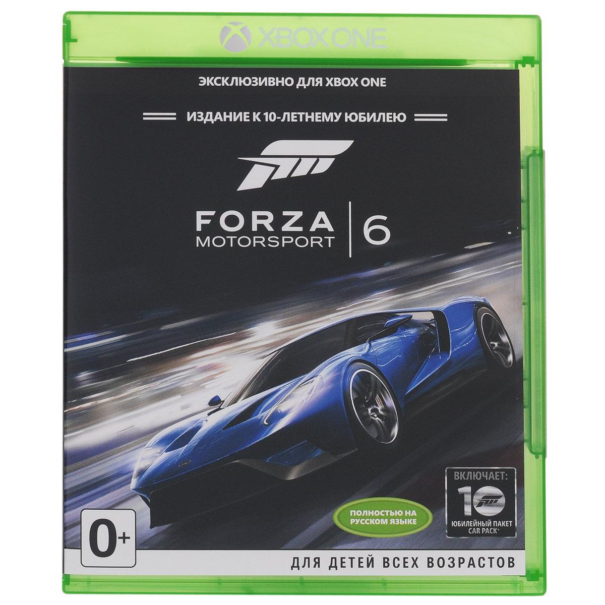 Forza Motorsport 6Forza Motorsport 6 - это кинематографичное автомобильное приключение с участием лучших в мире автомобилей и трасс. Особенности: Не гоняйся в одиночку - Облачная технология Drivatar позволяет играть с виртуальными соперниками точно так же, как с вашими друзьями. Невероятно реалистичное изображение - Новый графический движок делает текстуры необыкновенно реалистичными. Вы можете заметить даже колебания воздуха в разрешении 1080p и 60fps. Машины, о которых вы всегда мечтали - Сотни идеально воссозданных на экране машин, включая классические спорткары, самые последние новинки автопрома и формульные болиды. В преддверии выхода Forza Motorsport 6 для Xbox One 18 сентября пользователи консоли получили возможность загрузить демонстрационную версию игры, чтобы испытать возможности самой красивой и реалистичной автогонки этого поколения. Кроме того, корпорация Microsoft раскрыла подробности об испытании Forza Fuel и автомобилях, которые...