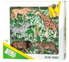 Набор фигурок Animal Planet 6шт. Африканская саванна387332