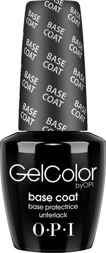 OPI Базовое покрытие GelColor, 15 мл
